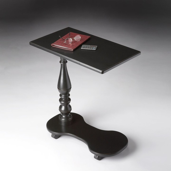 Thumbnail for your product : Butler Handmade Black Mobile Tray Table
