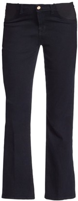J Brand Mama J Selena Crop Bootcut Jeans
