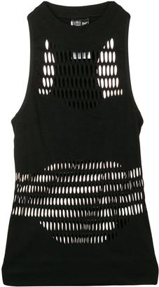 adidas by Stella McCartney Knitted Halter Neck Vest