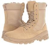 5.11 Tactical Speed 3.0 Desert Side Zip (Coyote) Men's Work Boots
