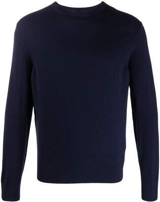 Ermenegildo Zegna Wool Knit Sweatshirt