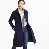 J.Crew Tall double-cloth lady day coat with Thinsulate®