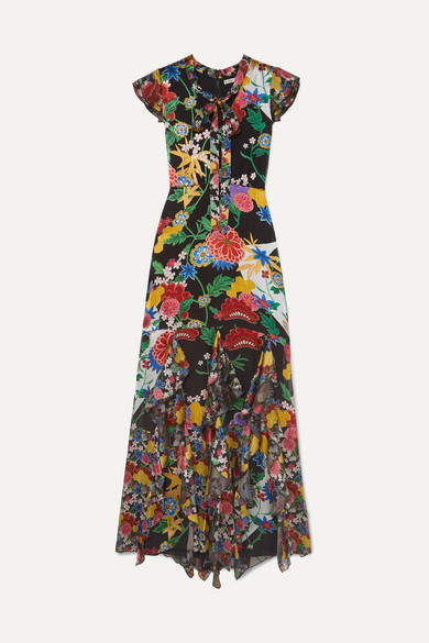 22fb764b3ad5 Alice Olivia Floral Dress - ShopStyle