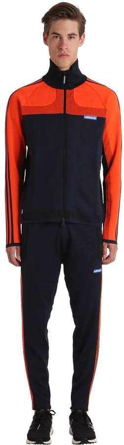adidas Knit Tracksuit