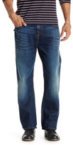 True Religion Ricky Athletic Straight Leg Jean