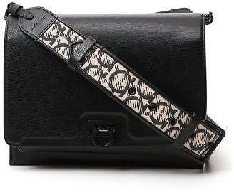 Salvatore Ferragamo Medium Trifolio Crossbody Bag