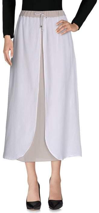 Lorena Antoniazzi 3/4 length skirt