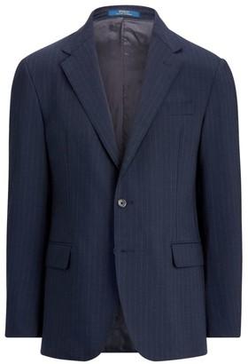 Polo Ralph Lauren Polo Wool-Blend Suit Jacket