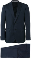 Z Zegna formal suit - men - Cupro/Wool - 50