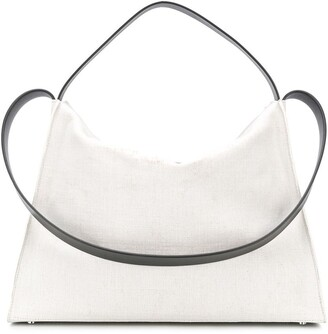 Aesther Ekme New Duffle contrast strap tote bag