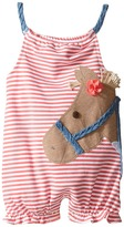Mud Pie Horse Bubble Girl's Jumpsuit & Rompers One Piece