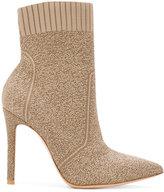 Gianvito Rossi stiletto sock boots