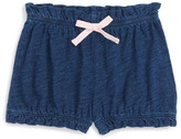 Splendid Indigo Bloomer Shorts (Baby Girls)