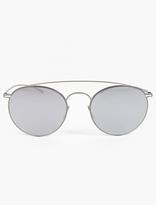 Mykita Silver Mmesse 006 Sunglasses