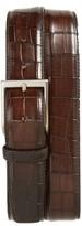 Magnanni Men's Leather Belt