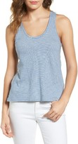 Madewell Women's Stripe Whisper Cotton Tank