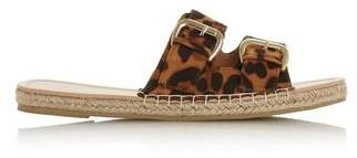 Dorothy Perkins Womens *Head Over Heels By Dune Multi Colour 'Laurens' Ladies Flat Sandals