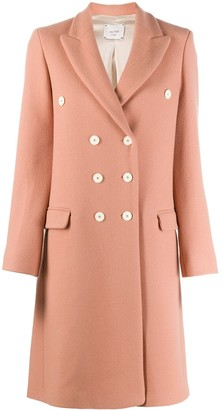 Alysi Double Breasted Coat