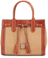 Dooney & Bourke Ariel Pebble Leather Satchel