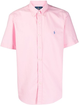 Polo Ralph Lauren Embroidered Logo Oxford Shirt
