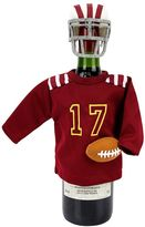 Celebrate Fall Together Football Jersey Wine Bottle Cover