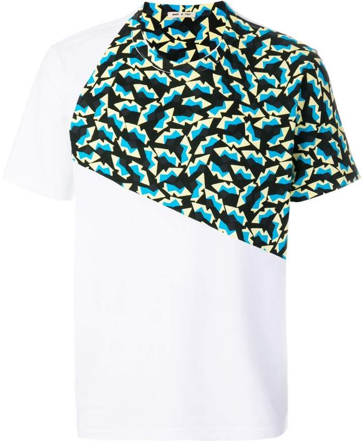 Marni frontal print T-shirt