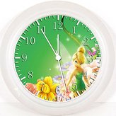 "Ikea New Disney Tinkerbell Wall Clock 10"" Will Be Nice Gift and Room Wall Decor W94"