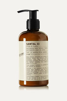 Le Labo Santal 33 Body Lotion, 237ml - Colorless