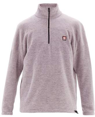 66°North 66north - Esja Half-zip Fleece Pullover - Mens - Light Purple