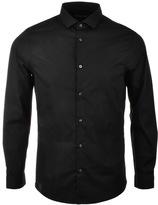 Michael Kors Slim Stretch Shirt Black