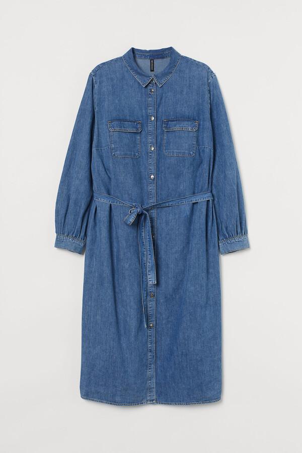 Thumbnail for your product : H&M H&M+ Denim dress