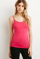 Forever 21 Knit V-Neck Cami