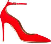 Aquazzura 'Dolce Vita' pumps - women - Leather/Calf Suede - 38