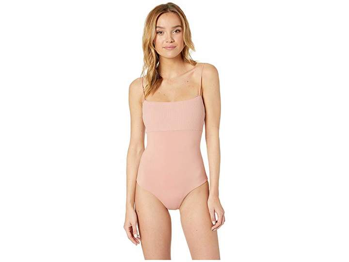 Scarlett Moderate One-Piece Swimsuit
