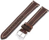 Hirsch 109002-10-18 18 -mm Genuine Calfskin Watch Strap