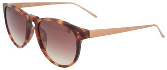 Linda Farrow Women's Lfl360c5 52Mm Sunglasses