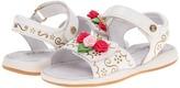 Naturino 3023 (Toddler/Little Kid) (White) - Footwear