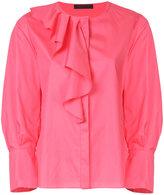 TOMORROWLAND ruffled blouse