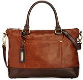 Tignanello Smooth Operator Vintage Leather Convertible Satchel