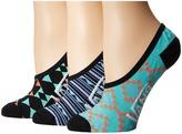 Vans Square Peg Canoodles 3-Pack Women's Crew Cut Socks Shoes