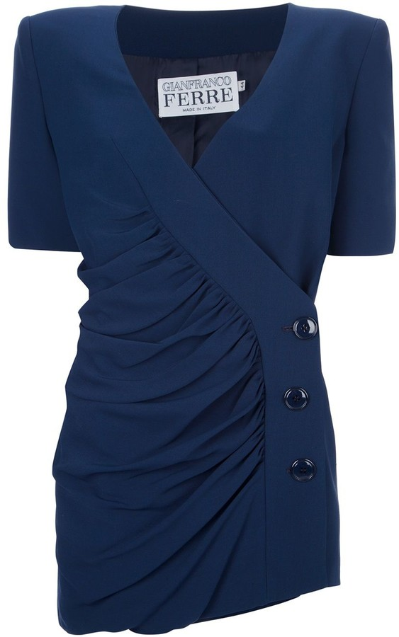Gianfranco Ferre Pre-Owned jacket and skirt suit