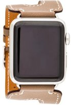 Apple x Hermès Double Buckle Cuff Watch