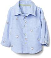Gap babyGap | Disney Baby Dumbo oxford shirt