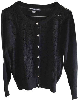 Karl Lagerfeld Paris Black Knitwear for Women