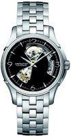 Hamilton Jazzmaster Open Heart Auto Stainless Steel Bracelet Watch