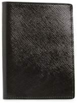 Nordstrom Leather Passport Case - Black