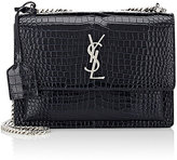 Saint Laurent Women's Monogram Sunset Medium Satchel