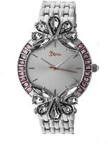 Boum Precieux BOUBM4201 Women's Silver Analog Watch