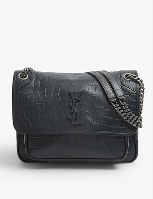 Saint Laurent Niki leather shoulder bag