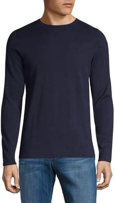 Jack and Jones Cotton Crew Neck T-Shirt